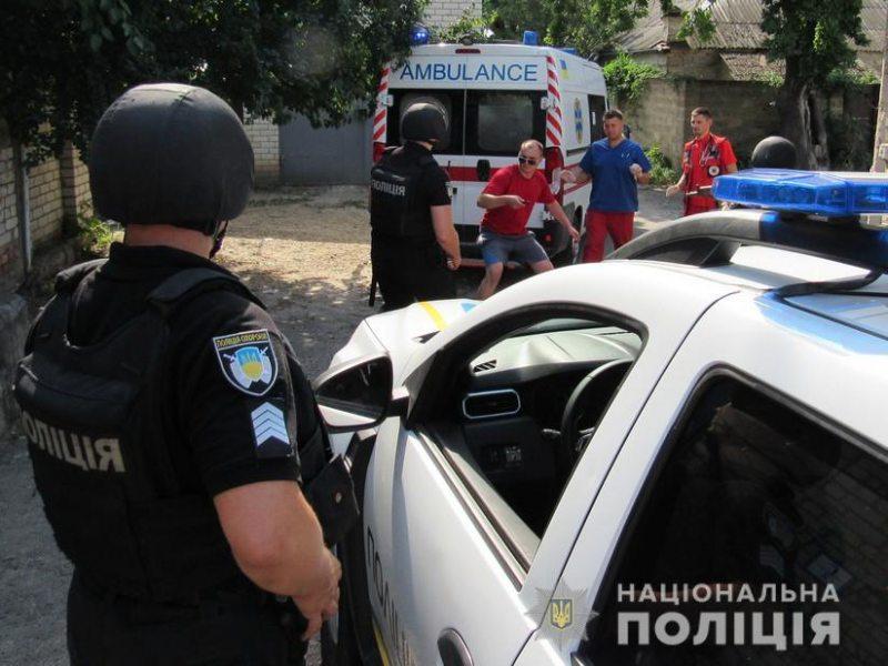 У Херсоні поліція охоронятиме лікарів шкидкої допомоги