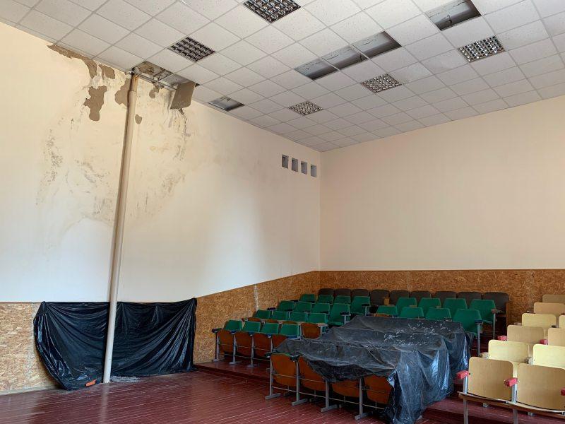 Під загрозою життя школярів Раденської школи