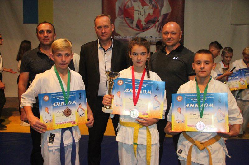 На Херсонщині відбувся IV обласний чемпіонат з кіокушин-карате