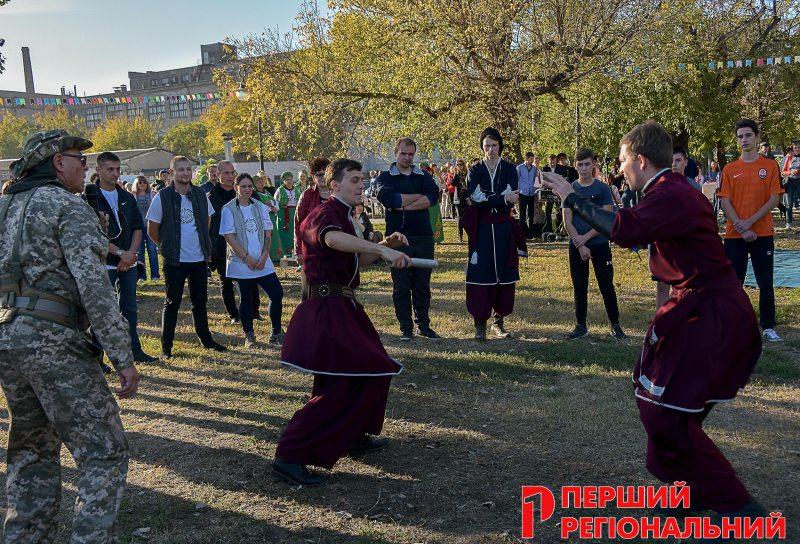 У Херсоні відбувся патріотичний фестиваль «Козацький Грай». ФОТОРЕПОРТАЖ