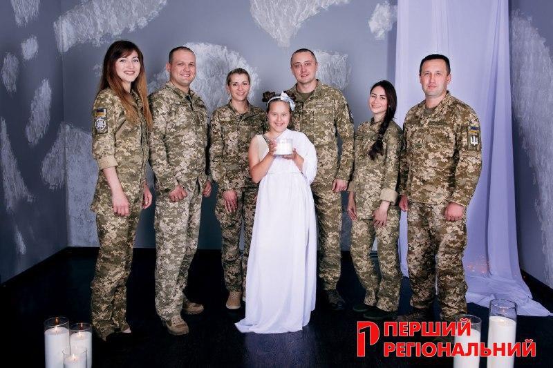 «Особливі дітки» разом з військовослужбовцями показали красу без обмежень