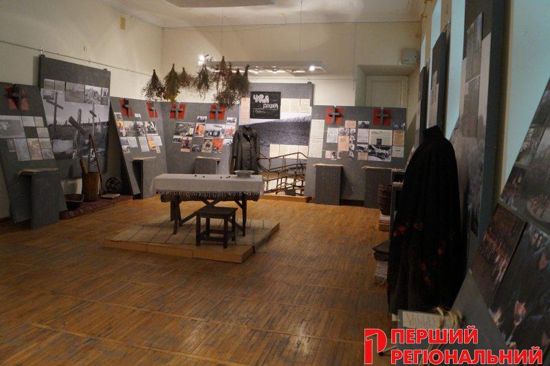 Херсонці побачили «чорну дошку» та моторошні спогади жертв Голодомору