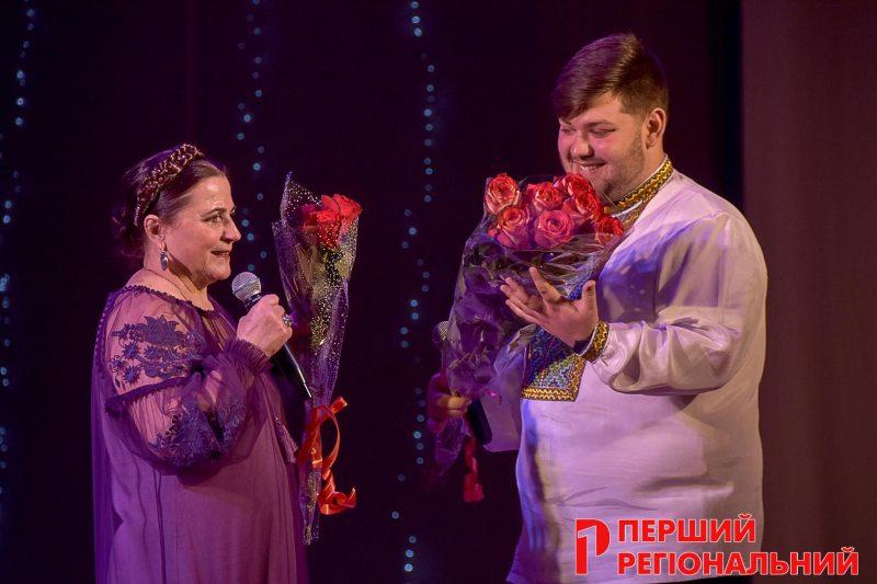 Для херсонцев два часа пела Нина Матвиенко