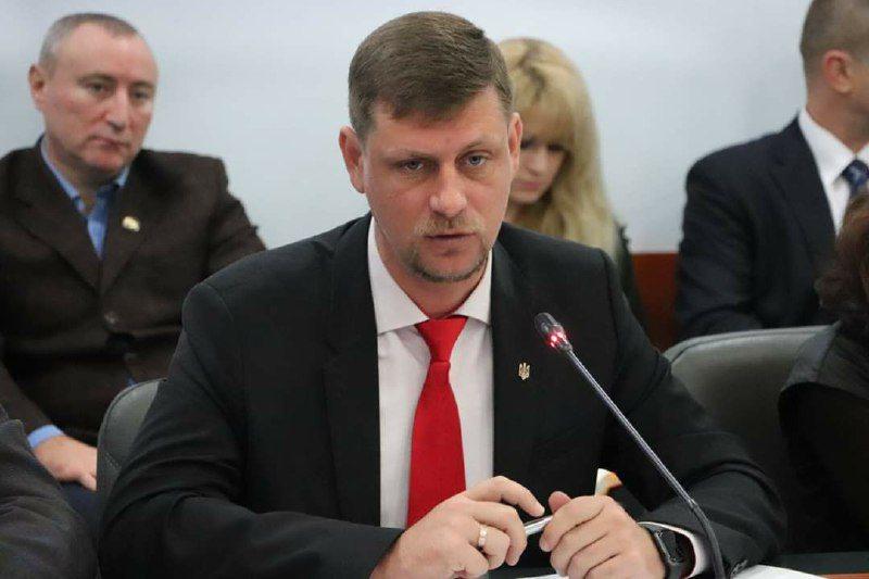 Євген Криницький прокоментував своє відсторонення від виконання посадових обов'язків
