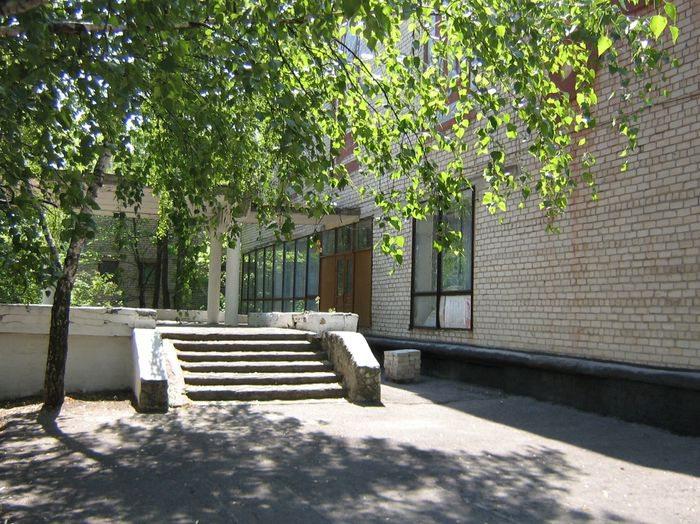 Зірвало дах у Хрещенівській школі Нововоронцовського району