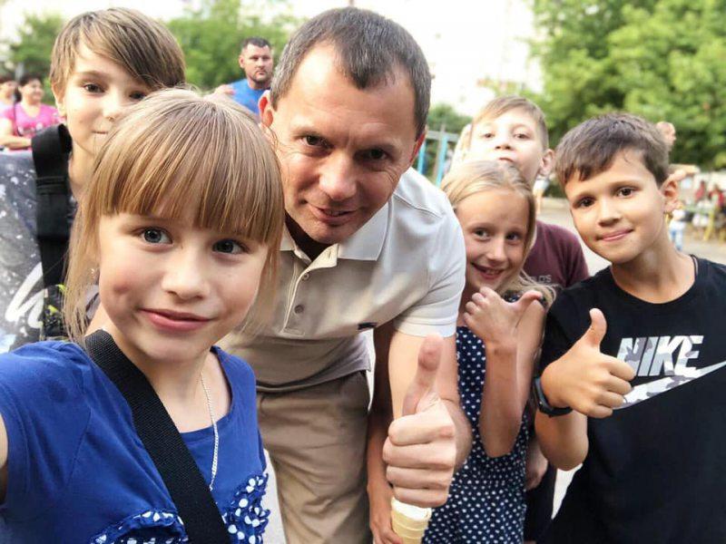 Юрій Рожков зайшов на освітянське електоральне поле