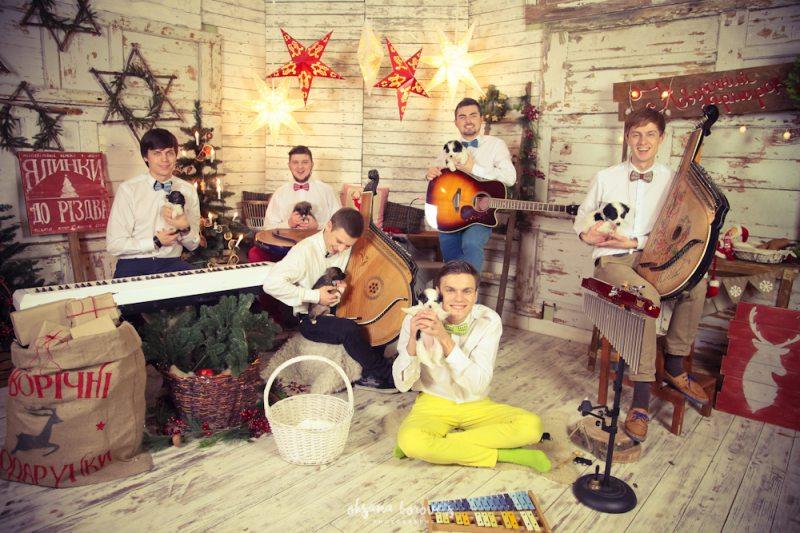 """Різдвяна пісня """"Jingle Bells"""" українською набрала більше 3 мільйонів переглядів на Youtube"""