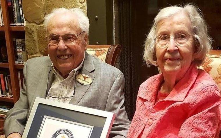 Найстаріша пара в світі відзначила 80-річчя весілля