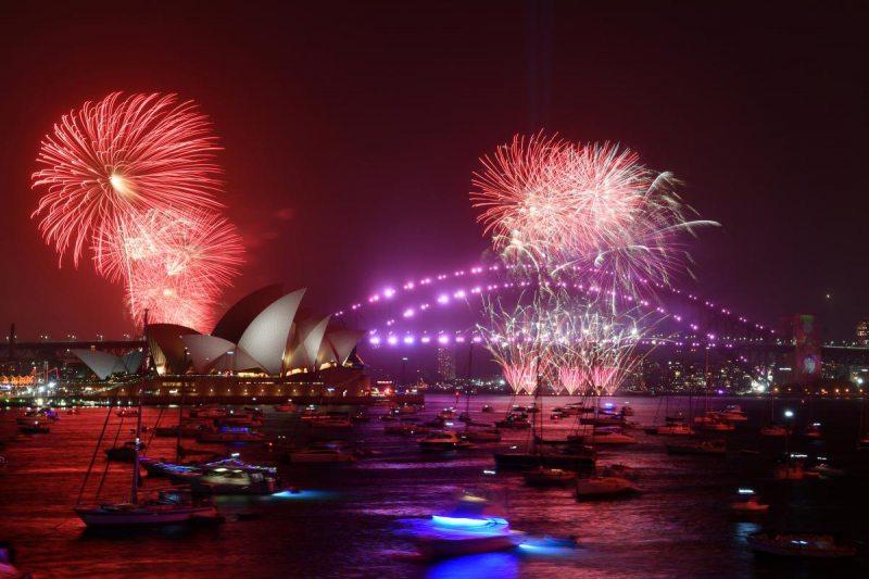 У світі вже почали святкувати Новий рік: які країни зустріли 2020-й першими