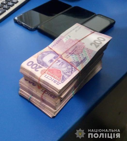Поліція затримала депутата Херсонської обласної ради за вимагання понад 200 тисяч гривень «боргу»