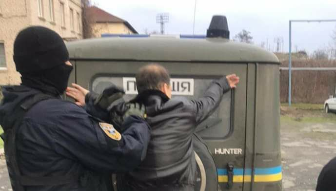 На Херсонщині поліцейські затримали «злодія в законі»