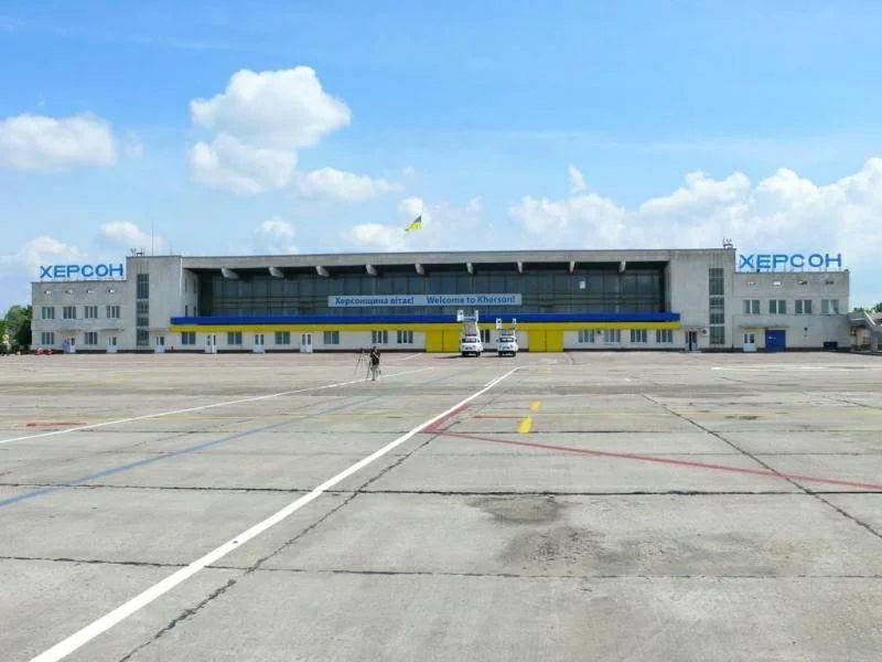 Херсонський аеропорт прийняв Боїнг, який не зміг приземлитися в Миколаєві