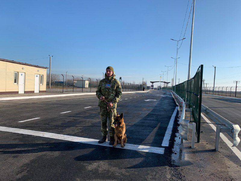 На будівництво КПВВ «Каланчак» витратили 72 млн грн
