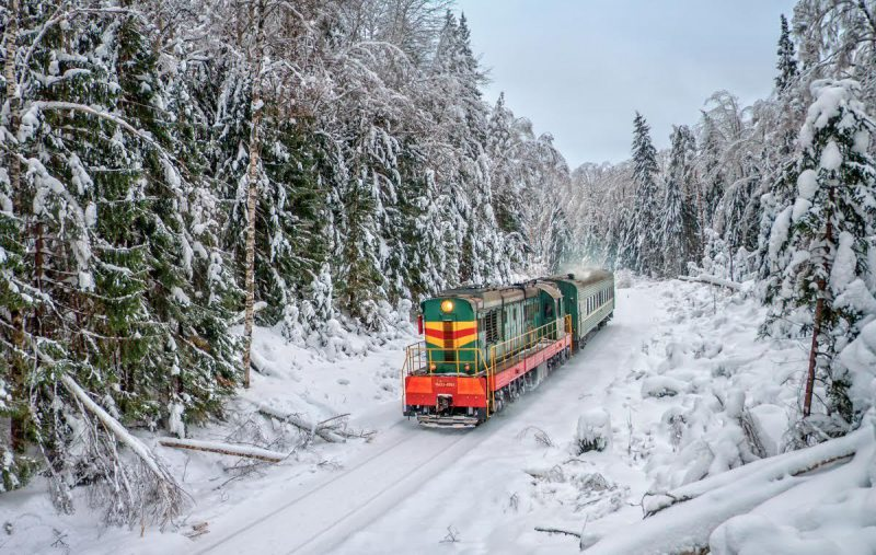 На херсонців чекають додаткові потяги на різдвяно-новорічні свята