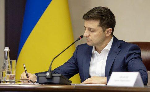 Володимир Зеленський звільнив з посади голову Горностаївської РДА
