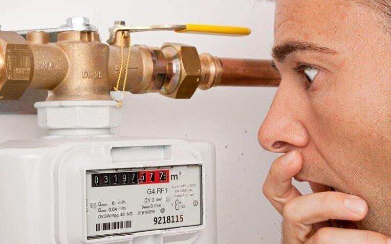 Жителя Голої Пристані оштрафували за самовільний переніс газового лічильника