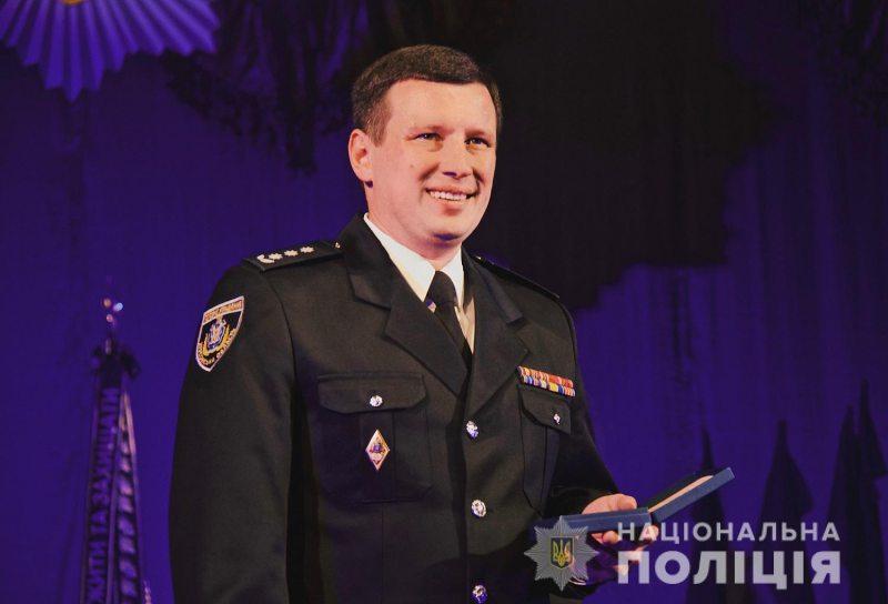 В Херсоні відбулися урочистості з нагоди Дня вшанування пенсіонерів і ветеранів МВС та Національної поліції України