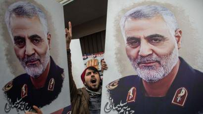 Іран завдав ракетних ударів по військових базах США