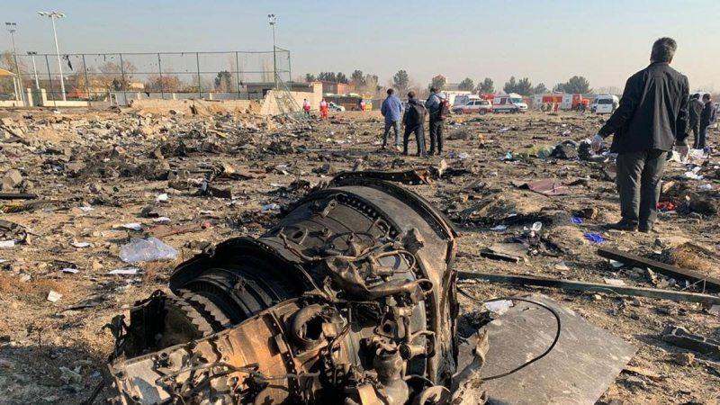 В Ірані арештували підозрюваних у збитті літака МАУ