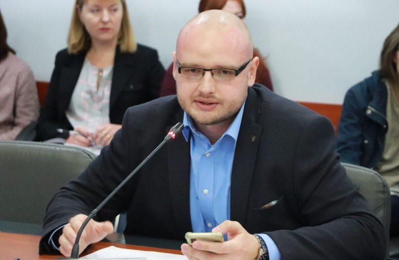Заместитель губернатора прославился проектом «Всеукраинская книга жалоб «КАРАТЕЛЬ»