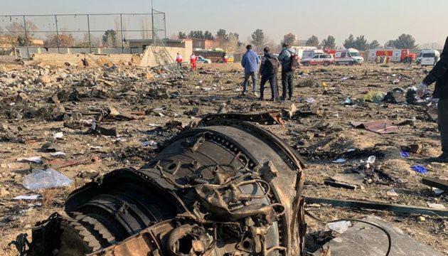 Америка та Канада готові надати допомогу Україні у розслідуванні авіакатастрофи в Ірані