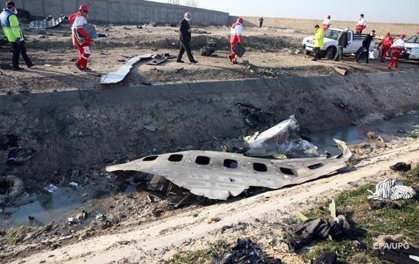 Катастрофа літака: Ірану висунули п'ять вимог