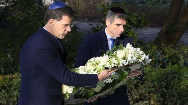 Прем'єр Нідерландів вперше офіційно вибачився за роль країни в Голокості