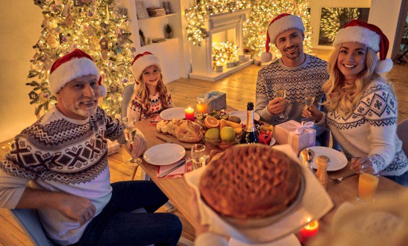 Вечеря на Різдво 2020: що і коли нести хрещеним батькам