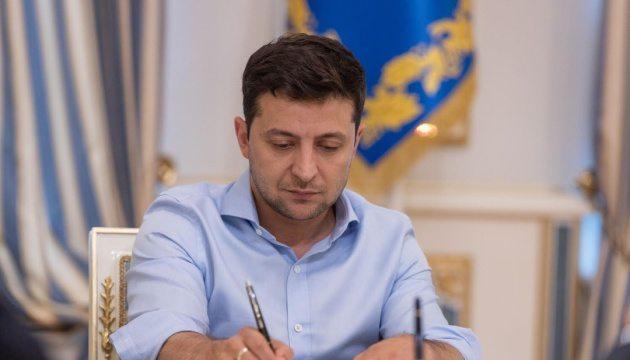 Зеленський підписав закон про посилення соцзахисту осіб з інвалідністю внаслідок війни
