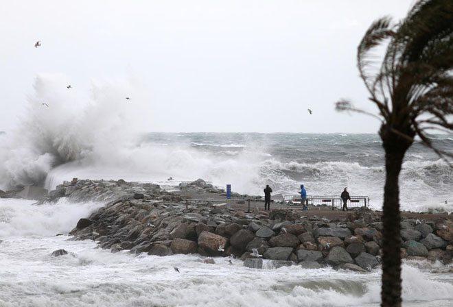 В Испании бушует снежный шторм: в числе жертв стихии оказался украинец