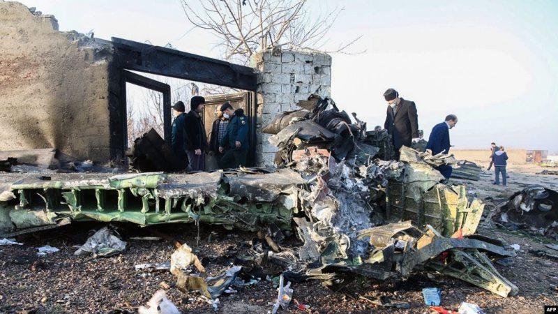 Авіакатастрофа українського літака в Ірані: більшість загиблих – студенти