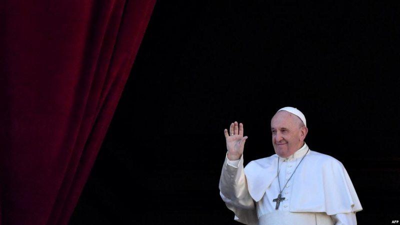 Папа Римський вперше призначив жінку на високу дипломатичну посаду у Ватикані