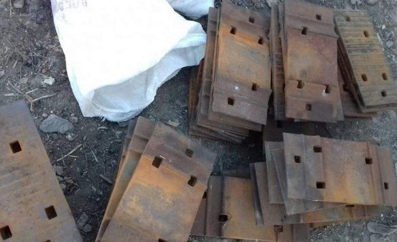 Крадіжка залізничної колії: херсонцю загрожує 5 років позбавлення волі