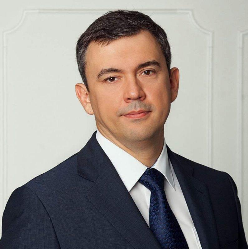 Херсонский судостроительный завод возглавит Дмитрий Красников