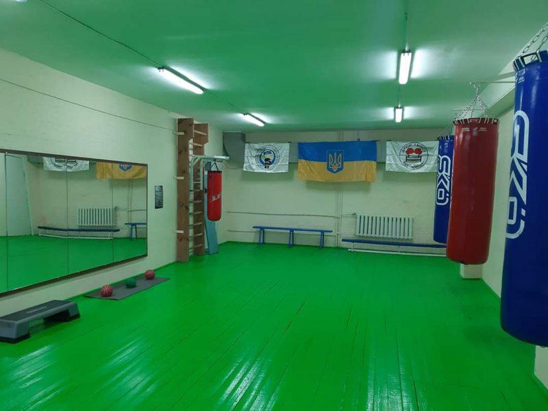 У Херсоні відкрили новий боксерський зал