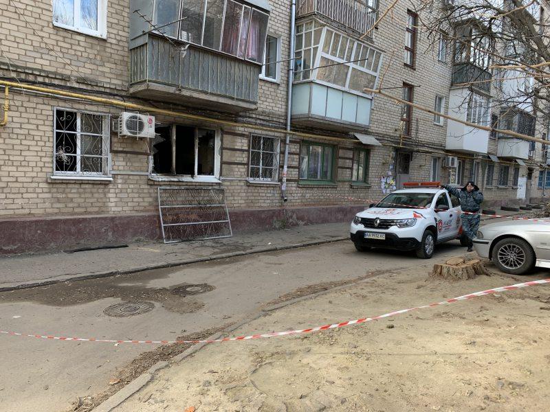 Руководитель  херсонского отделения «Партии Шария» прокомментировал теракт в их офисе