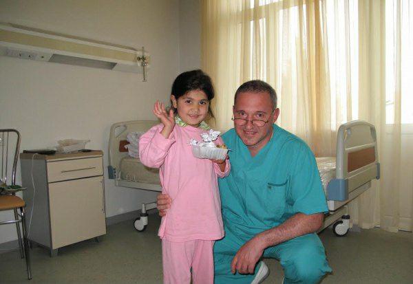 Лікар, який рятує серця херсонців, відзначає ювілей