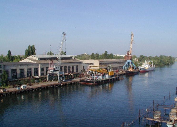 Херсонский завод «Судмаш» продадут с аукциона