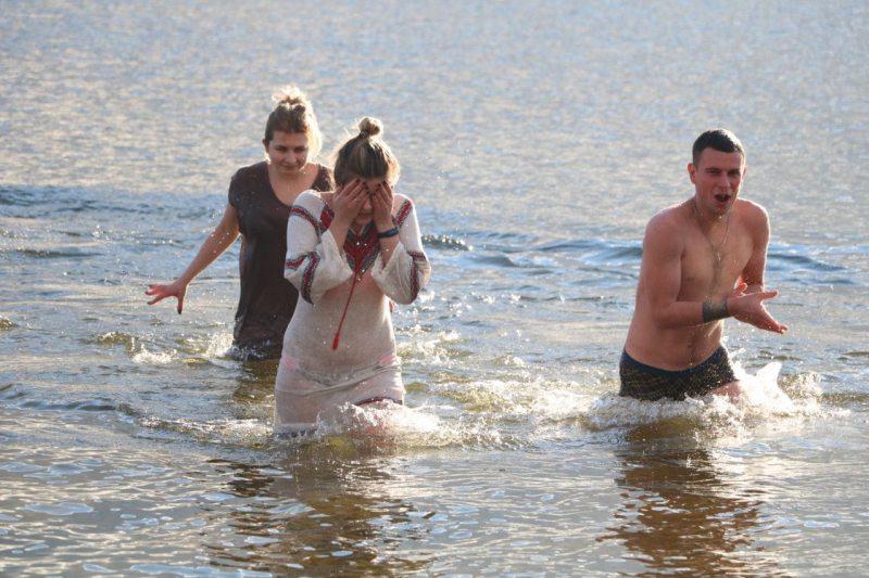 Духовенство Православної церкви України запрошує вірян відзначити Водохреща у Гідропарку