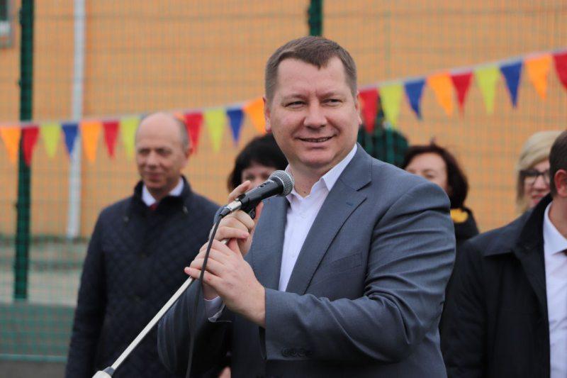 Андрій Гордєєв висловив позицію щодо обшуків з БТРами