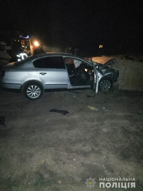 Смертельна ДТП в Іванівському районі: поліція поліція встановлює всі обставини інциденту