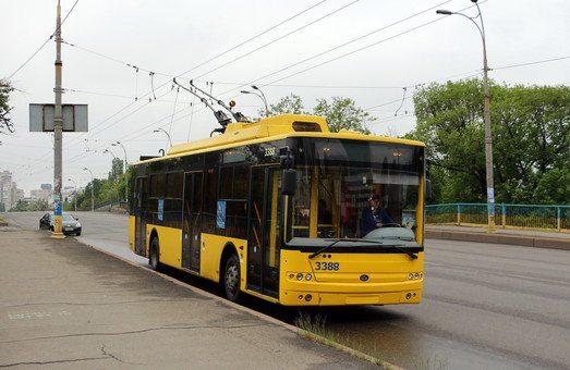 Херсонці можуть залишитися без тролейбусного сполучення