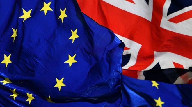 Британія вийшла з Євросоюзу