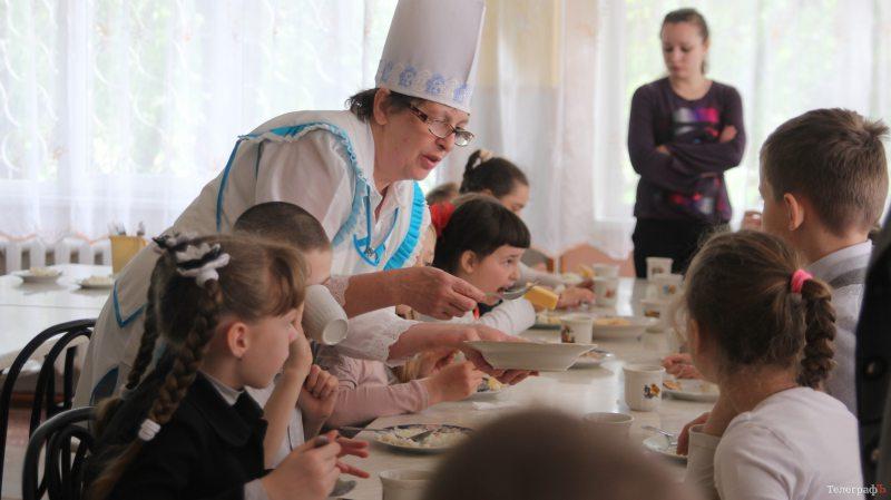 Які зміни відбулися у харчоблоках дитячих закладах Нижньосірогозького району