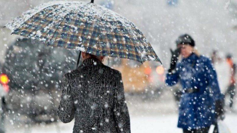 На херсонців чекає сніг та мороз