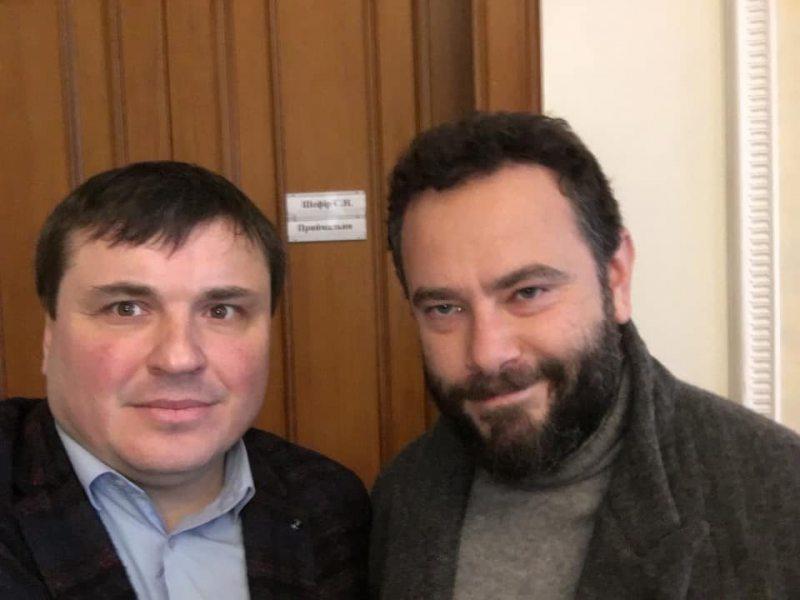 Куратор Олександр Дубінський проведе зустріч з виборцями