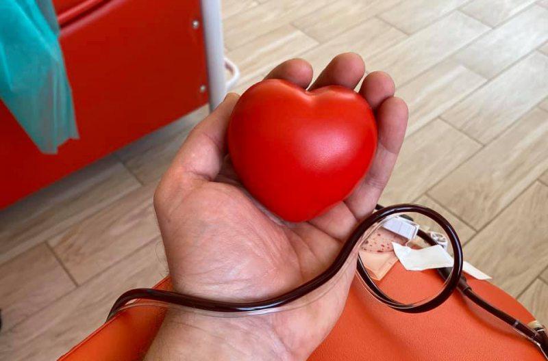 """У Херсоні прикордонники приєднались до акції """"Любов – це разом рятувати життя"""""""