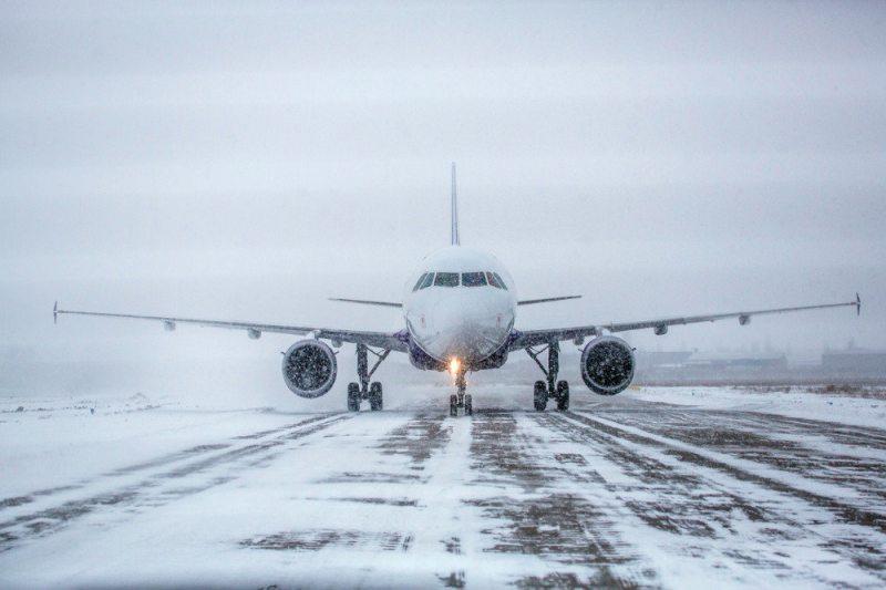 """У аеропорту """"Херсон"""" через негоду скасовано авіарейс"""