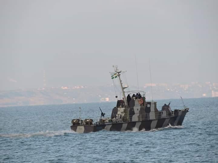 Морська охорона запрошує на військову службу за контрактом