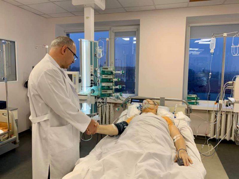 В Україні пересадили донорське серце